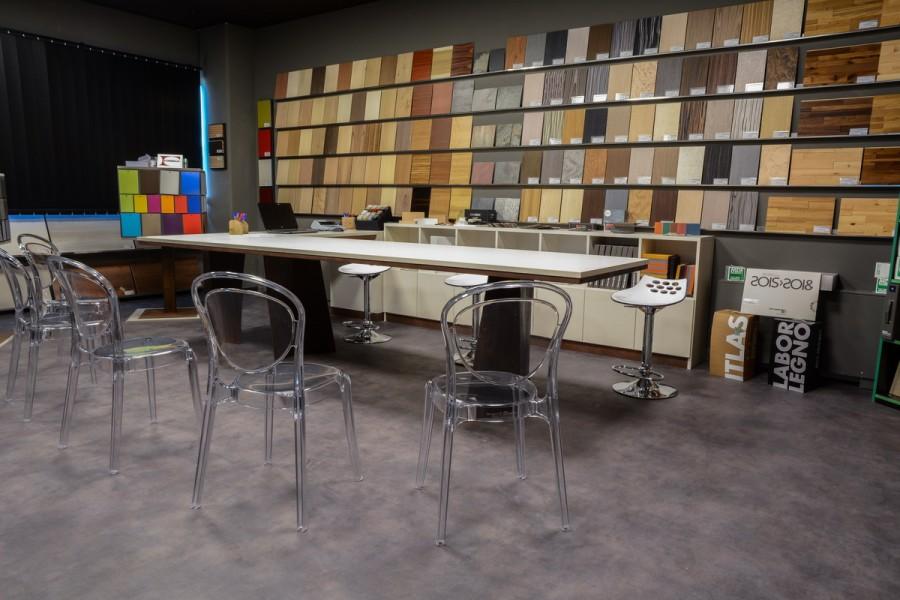 Vi apettiamo nel nostro nuovo showroom